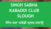Slough Kabaddi Club