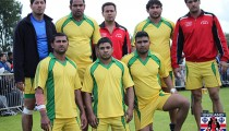 Hayes Kabaddi Club Team 2012